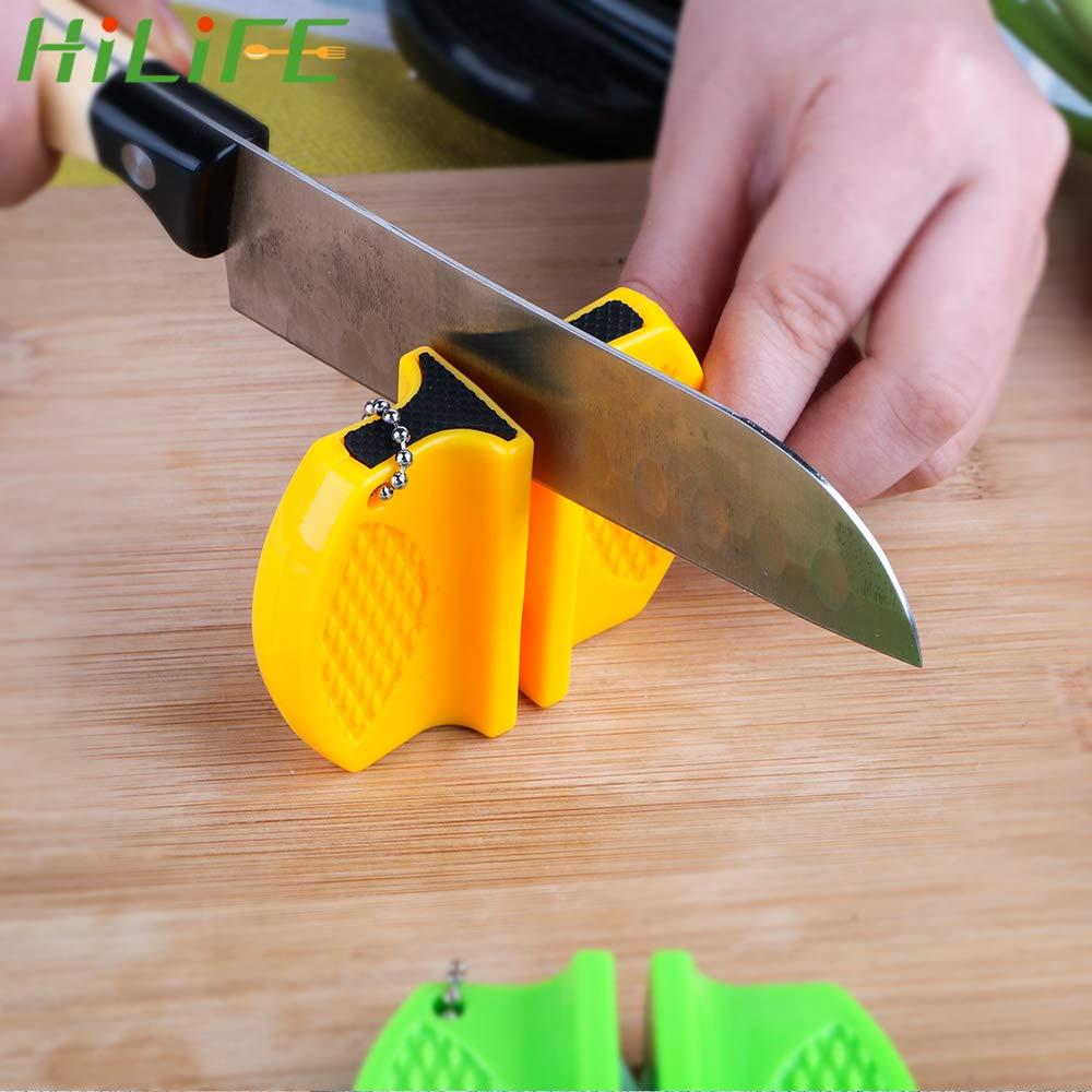 Amazon.com: HILIFE tijeras Grinder afilador portátil ...