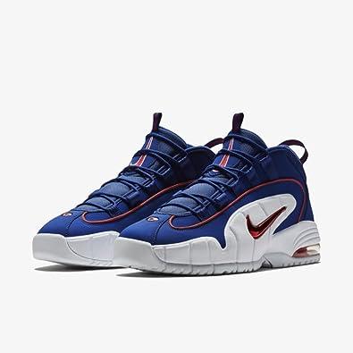 019c70b5a9853 Nike Air Max Penny 1 Lil Penny 685153-400 (9.5 US): Amazon.com.au ...