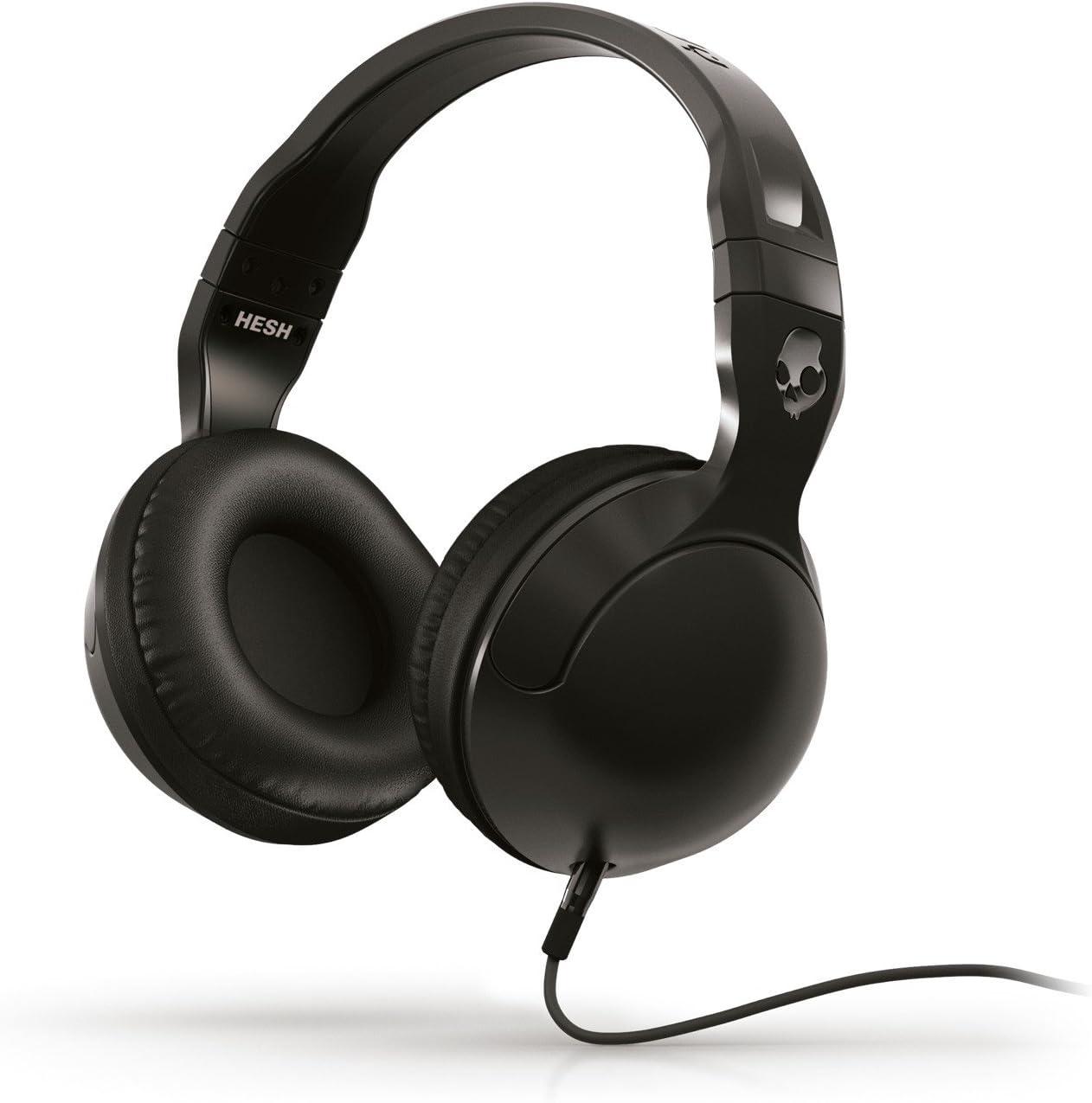 Skullcandy Hesh 2 Over-Ear Headphones with Mic – Black
