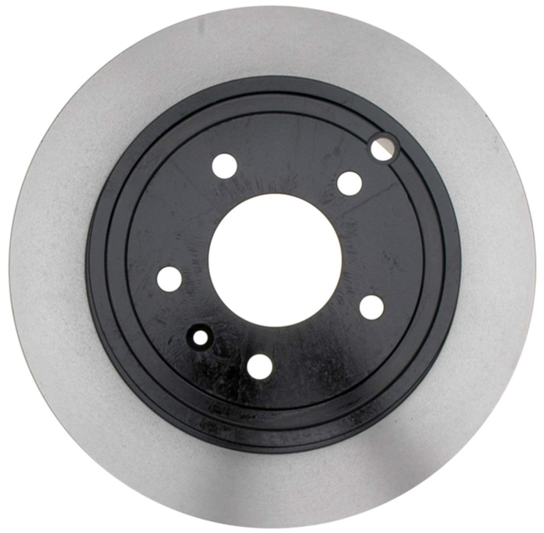 Magneti Marelli by Mopar 1AMR20288A Rear Disc Brake Rotor