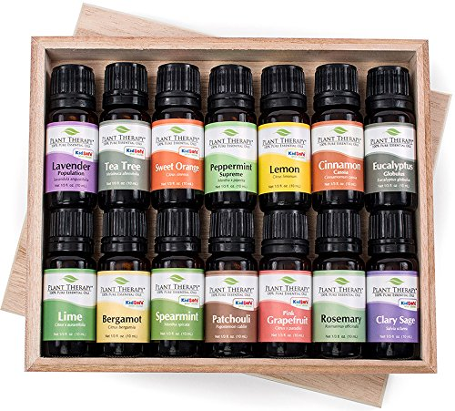 Plant Therapy Single Oils Set