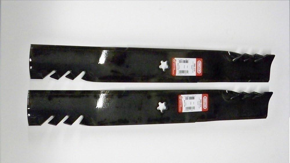 OREGON GATOR G5 Mower Blades 2 for Husqvarna Z246  532405380   596-370 2-Pack