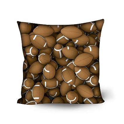 coloranimal Juego de 6 manta funda de almohada 3d de balón ...