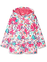Hatley Kids Womens Tortuga Bay Floral Classic Raincoat (Toddler/Little Kids/Big Kids)