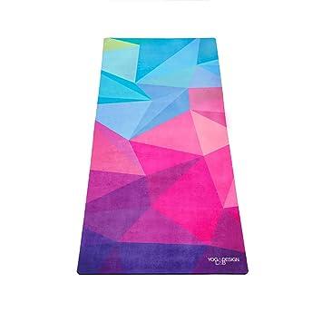 Amazon.com: Los niños esterilla de yoga por Yoga Design Lab ...