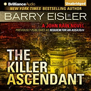 The Killer Ascendant Audiobook
