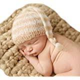 Baby Photography Props Boy Girl Photo Shoot Outfits Newborn Crochet Costume Infant Knitted Clothes Hats
