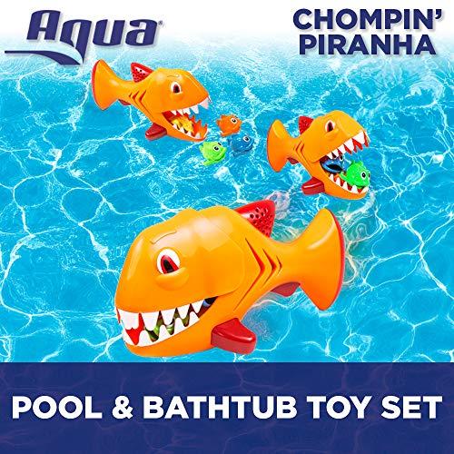 🥇 Aqua Chompin' Piranha