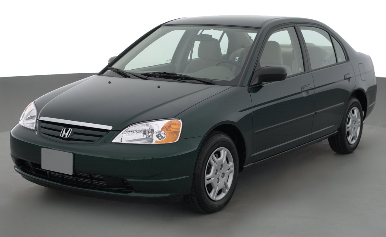2002 honda civic reviews images and specs vehicles. Black Bedroom Furniture Sets. Home Design Ideas