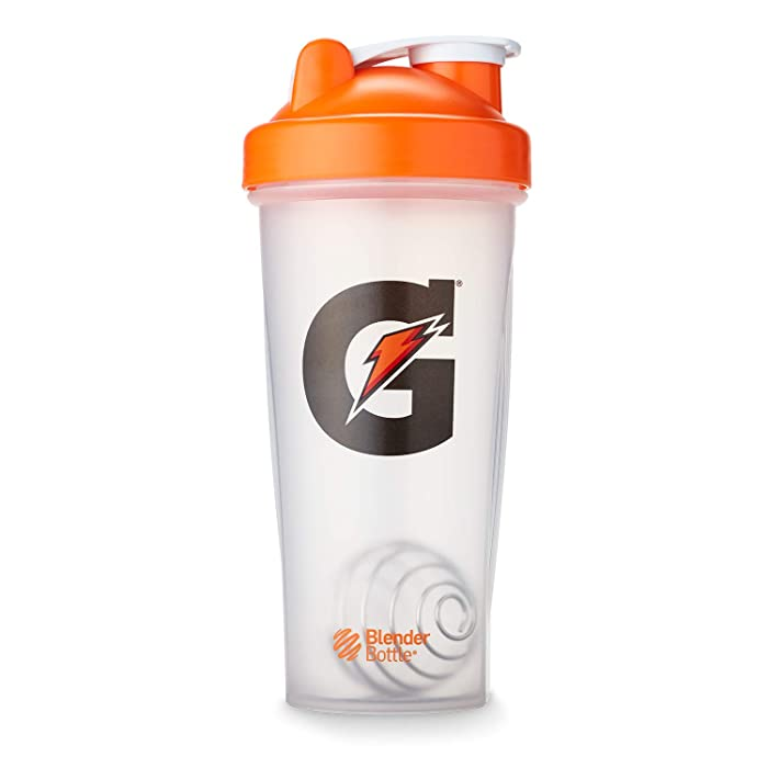 The Best Blender Bottle Gatorade