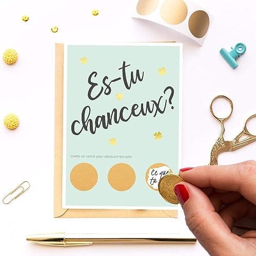 Carte Saint Valentin A Gratter Pour Lui Humour Homme Drole Voeux Anniversaire Carte A Gratter Cadeau Francais Amazon Fr Handmade