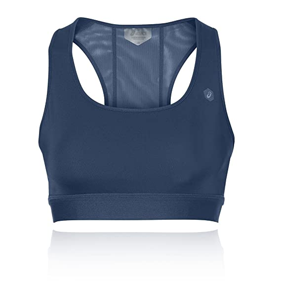 71e05ccab9b2f ASICS Women's Full Cup Sports Bra: Amazon.in: Clothing & Accessories