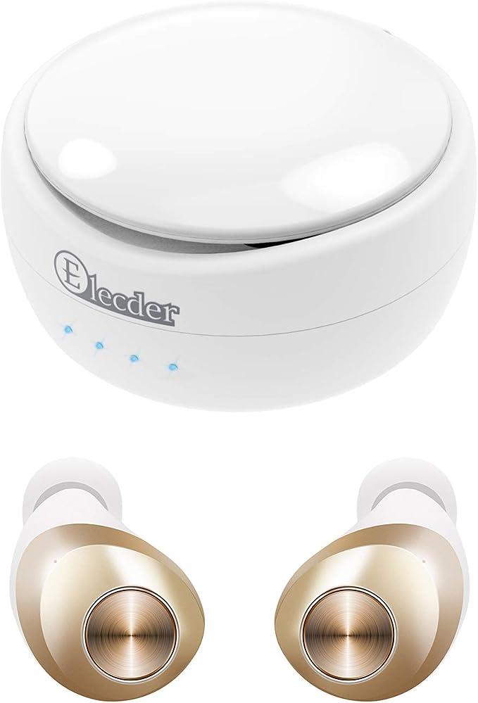 150 opinioni per Elecder D11 Auricolari Bluetooth 5.0 Cuffie Auricolari Wireless con Custodia di