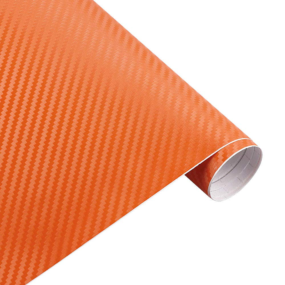 1pcs 12x78inch 3d carbon fiber vinyl car wrap sheet 3m vinyl wrap adhesive car sticker decal film carbon fiber motorcycle decal automobile decals and