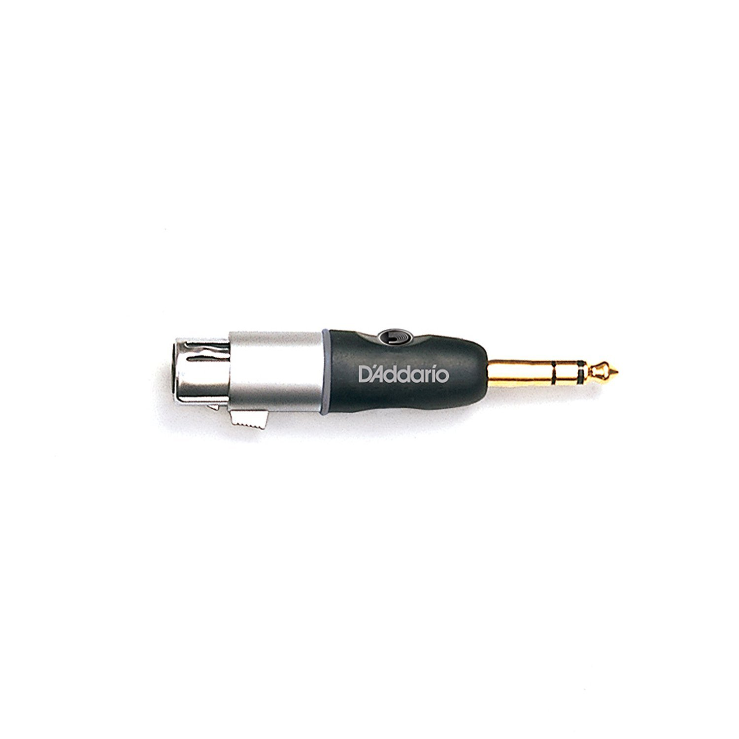 Planet Waves 1/4 Inch Male Balanced to XLR Female Adapter D'Addario &Co. Inc PW-P047AA