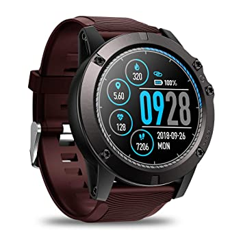 SO-LOVE Reloj Inteligente Bluetooth Pantalla táctil ...