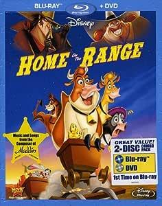 Home On The Range [Blu-ray]