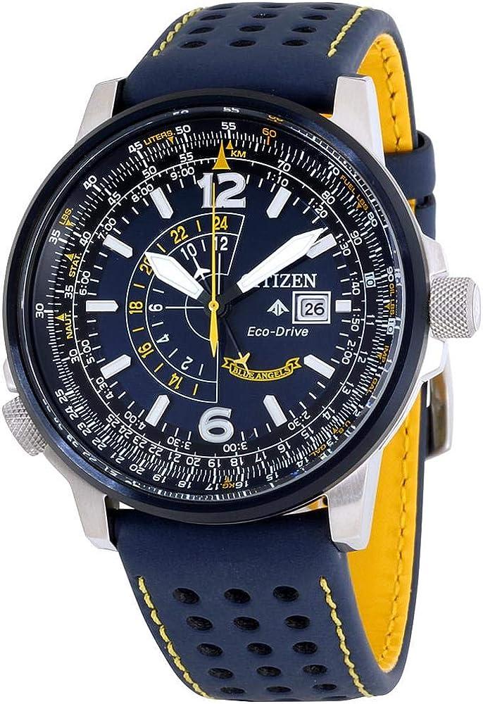 Citizen Relojes para hombre BJ7007-02L Eco-Drive