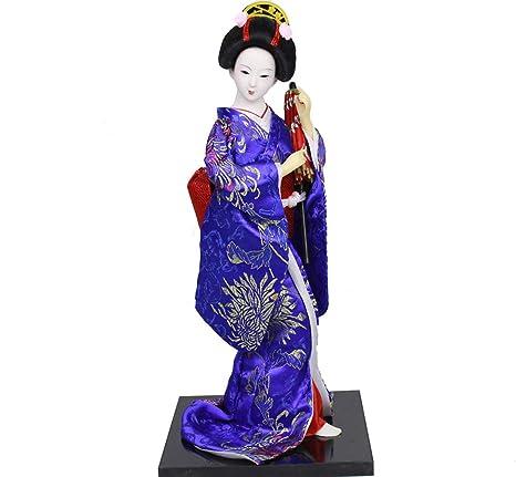 Amazon.com: Japanese Girl Día Del Geisha Kimono Girl Belle ...