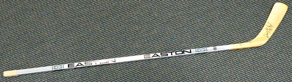 Wayne Gretzky Autographed Easton Hockey Stick Kings Oilers Beckett Authentic