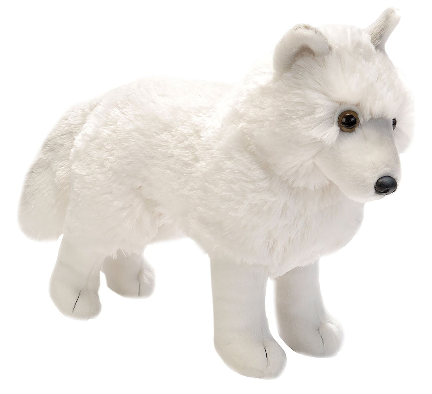 Amazon Com Wild Republic Arctic Wolf Plush Stuffed Animal Plush