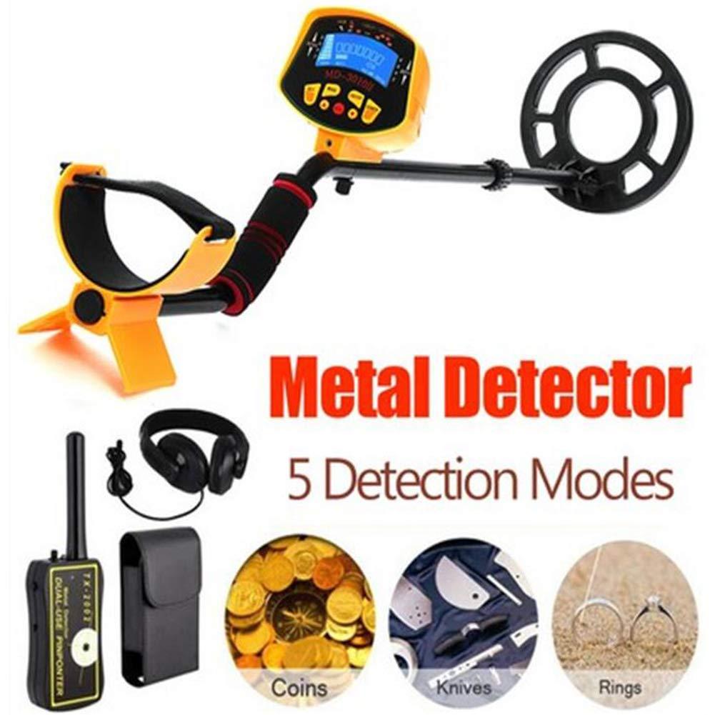Detector de Metales con Todos los Modos de Metal y Disc ...