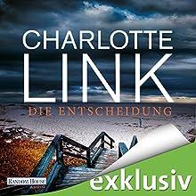 """Charlotte Link - """"Die Entscheidung"""""""
