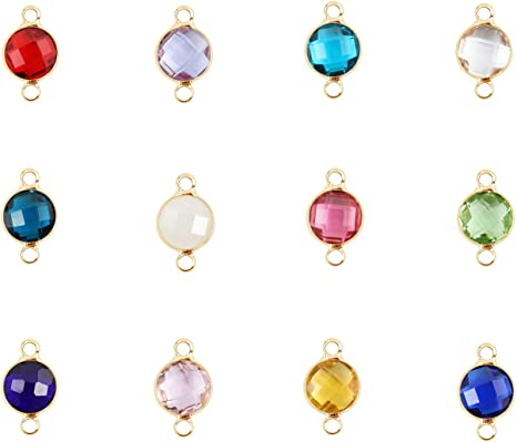 MagiDeal 100 Pieces Alloy 2019 2020 Pendants Charms for DIY New Year Xmas Bracelet Necklace Earrings Phone Hanging Charms Decoration