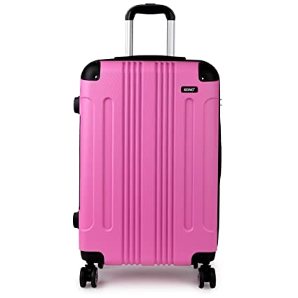 fb3f160d6bce Kono ABS Light Weight Hard Shell 4 Wheel Travel Trolley Suitcase Luggage  Set 20