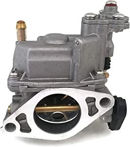 LucaSng Boat Engine 3323-835382T04 3323-835382A1 835382T1 835382T3 Carburetor Assy for Mercury Mariner 4-Stroke 9.9HP 13.5HP 15HP Outboard Moto