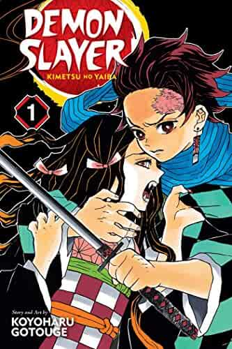 Demon Slayer: Kimetsu no Yaiba, Vol. 1 (1)