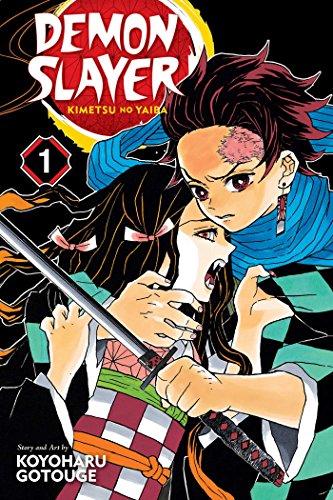 Demon Slayer: Kimetsu no Yaiba, Vol. 1 [Gotouge, Koyoharu] (Tapa Blanda)
