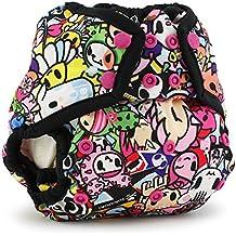 Kanga Care Rumparooz Cloth Diaper Cover Snap, Tokijoy/Multi, One Size