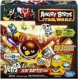 Angry Birds STAR WARS Jenga Jedi Battle Game