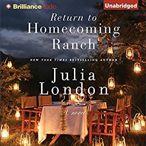 Return to Homecoming Ranch Audiobook