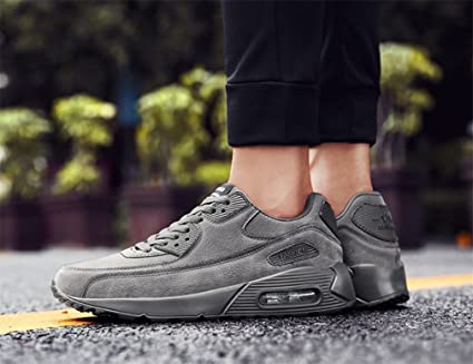 6f9d7abe5ebd9 Amazon.com : LUCKY-U Men Shoes, Mens Mesh Running Trainers Athletic ...