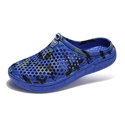 Parejas Hombres y Mujeres, Sandalias, Gente Perezosa, Zapatillas, Verano Transpirable: Amazon.es: Zapatos y complementos