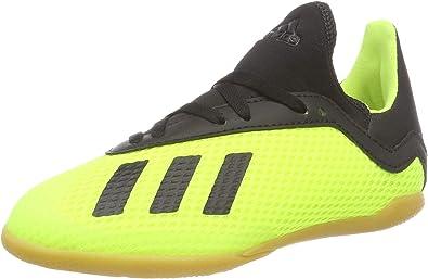 flor abajo Emulación  Adidas X Tango 18.3 In J, Zapatillas de Fútbol Niños: Amazon.es: Zapatos y  complementos
