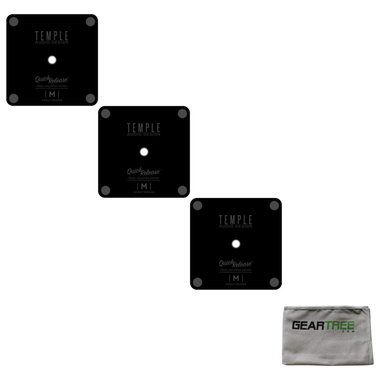 Amazon.com: 3 plantillas de audio de liberación rápida con ...