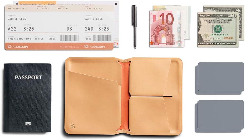 Tan Apex Passport Cover
