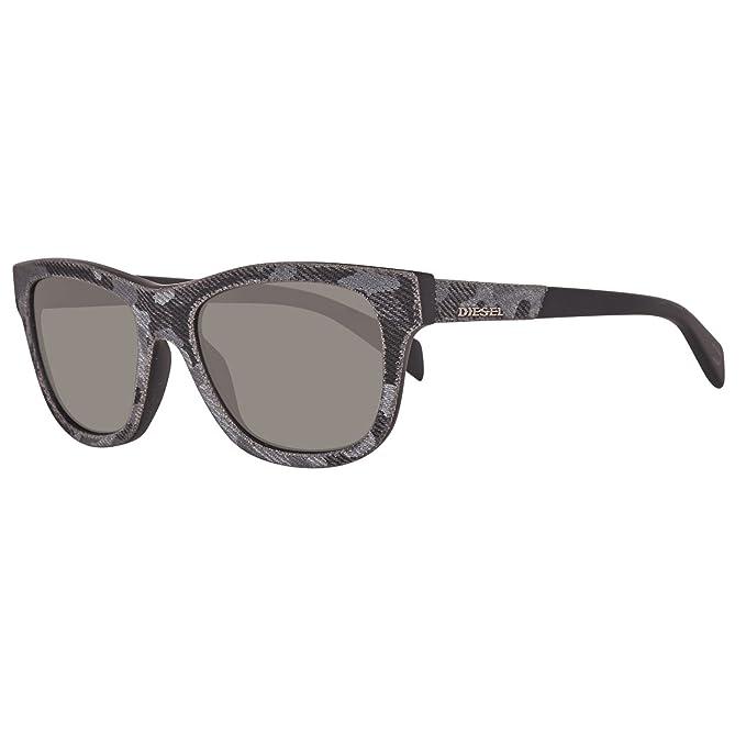 Diesel Sonnenbrille DL0111 5220A Gafas de sol, Multicolor ...