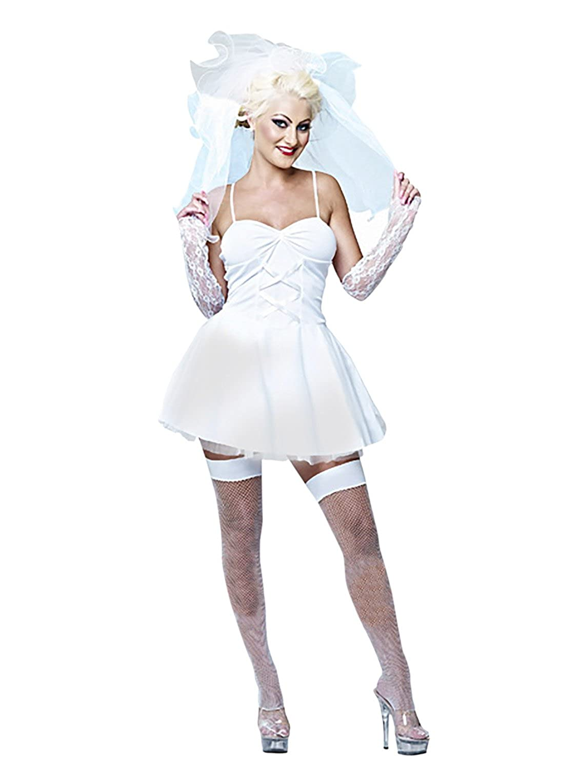 Bride Costume X Large Amazoncouk Clothing