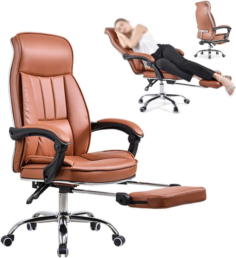 QNN Desk Chair,Ergonomics Office Chair with High Back,Durable and Stable, Height Adjustable, Ergonomic,Modern Simplism Style