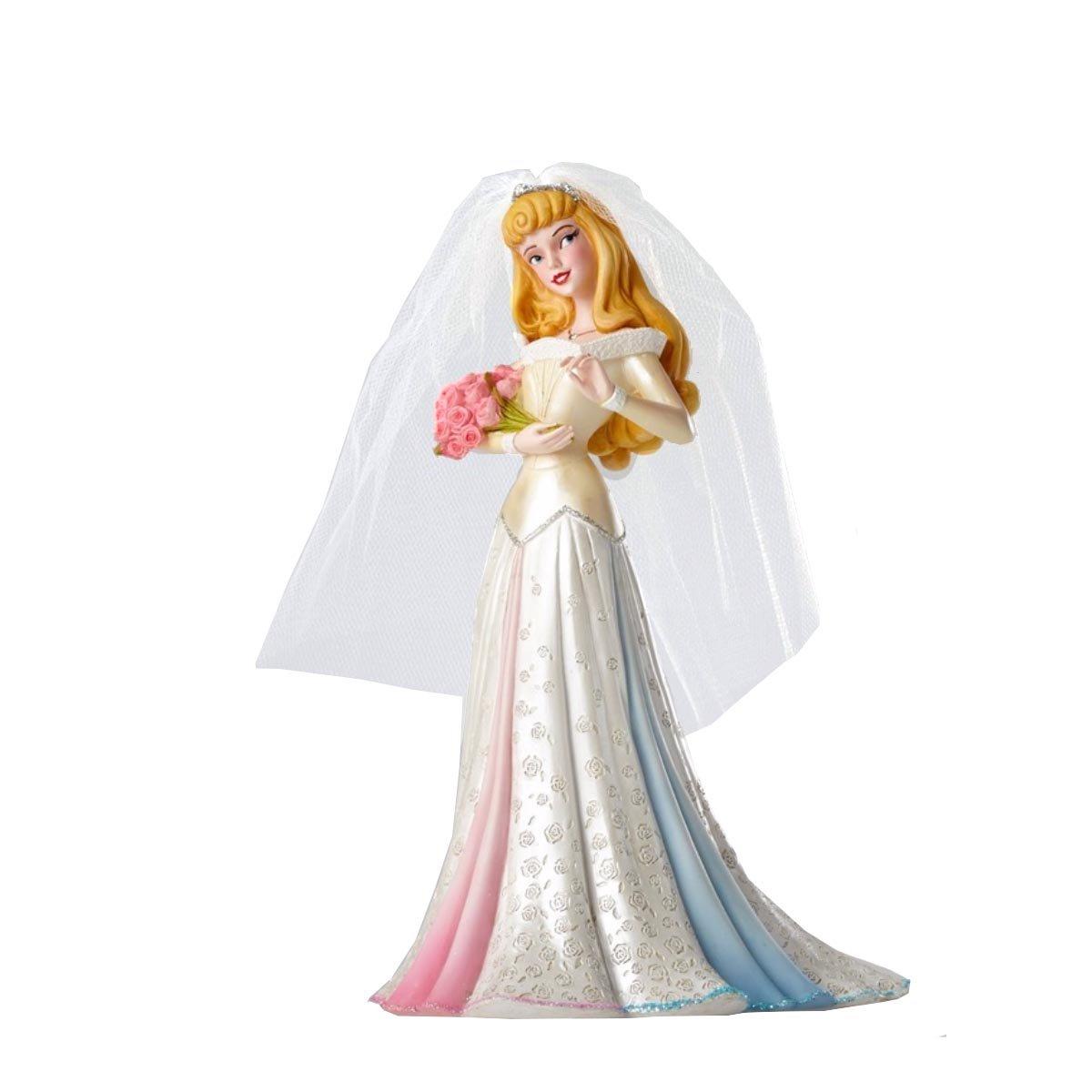 Disney Showcase Aurora Wedding Sculpture: Amazon.co.uk: Kitchen & Home