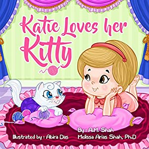 Katie Loves Her Kitty Audiobook