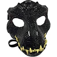 Party Mask Halloween Carnival Velociraptor Mask Tyrannosaurus Dinosaur Mask Animal Costume Mask Children Props