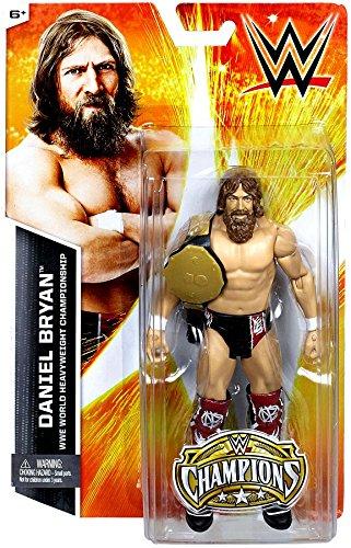 WWE Wrestling Champions Daniel Bryan Exclusive Action Figure by Mattel