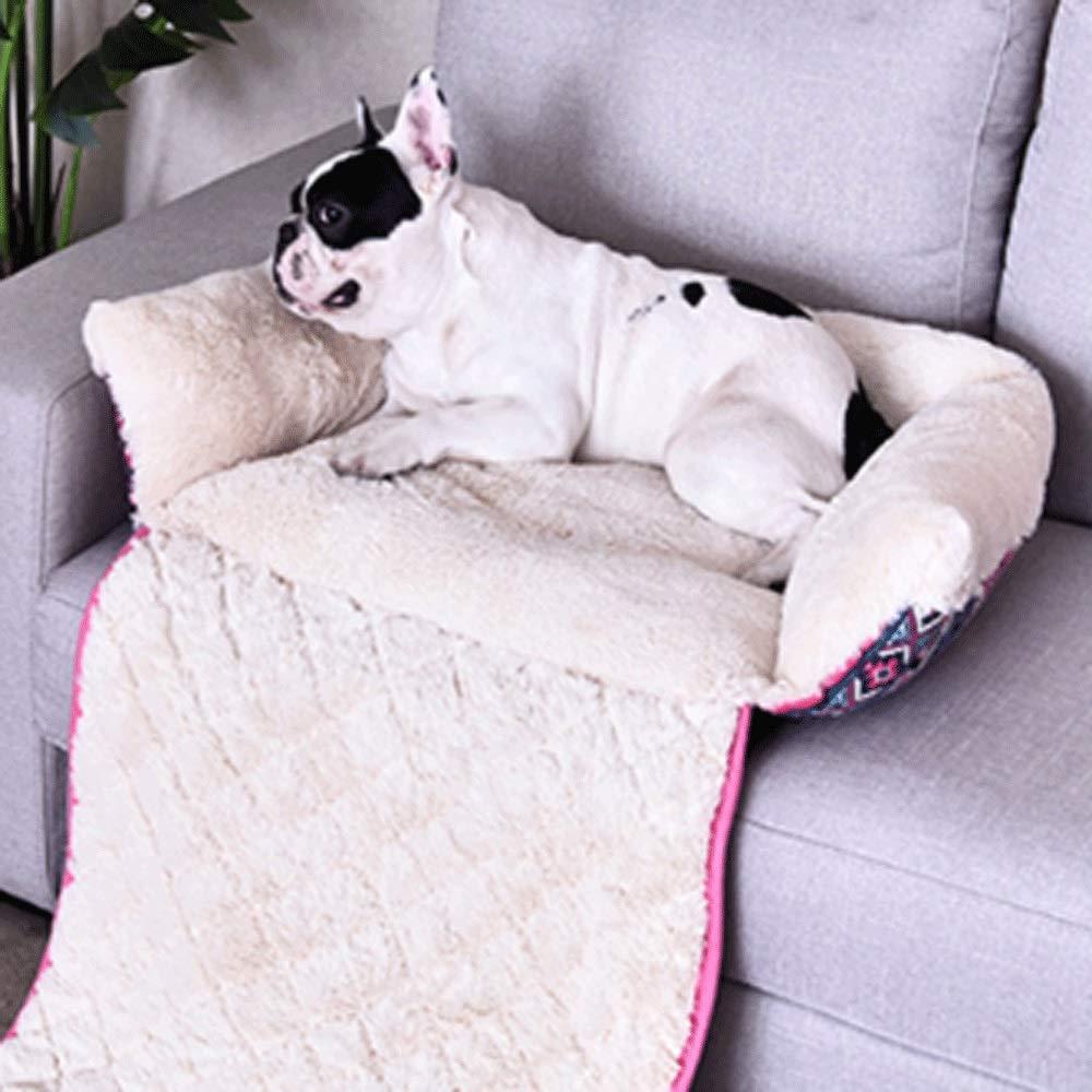 JINGB Pet House Dog pad pet pad Small Universal Pet Bed Dog pad Pet mat
