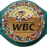 WBC Championship Boxing Belt 3D Replica Adult