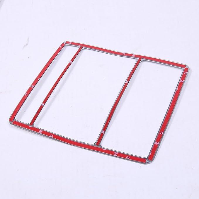 Accesorio para veh/ículo Discovery Sport Evoque Funda para techo de coche con tapicer/ía de marco de luz para